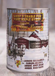Maple Syrup Jam 540 ml