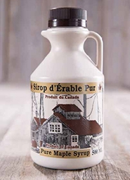 Maple syrup bottles 500 ml